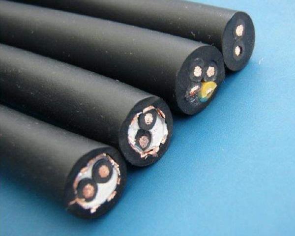 露天矿用10kV移动屏蔽橡套软电缆