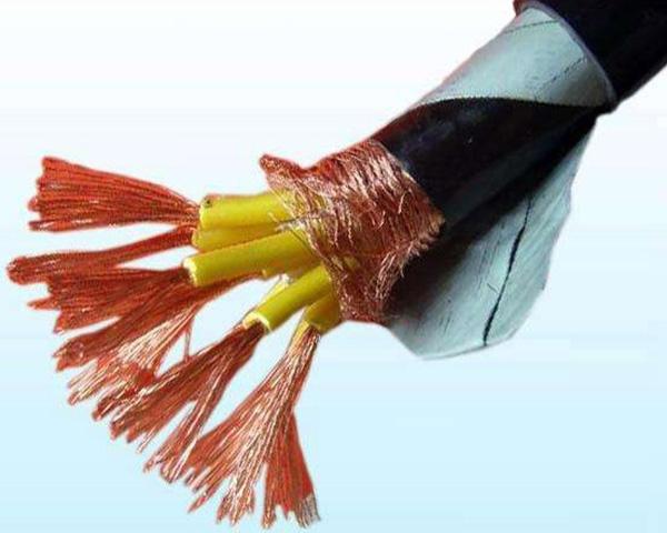 低烟无卤阻燃耐火型控制电缆