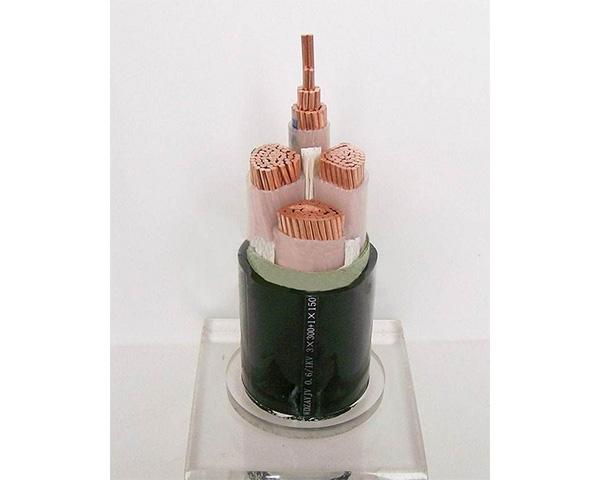 聚氯乙烯绝缘护套阻燃型电力电缆